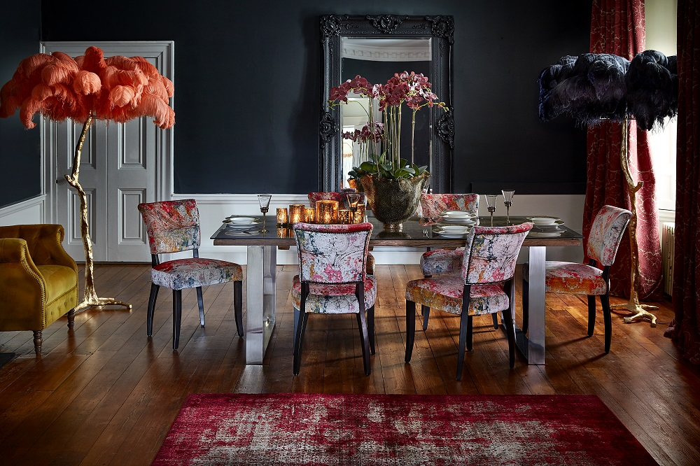 Colorful Dining Chairs Modern
