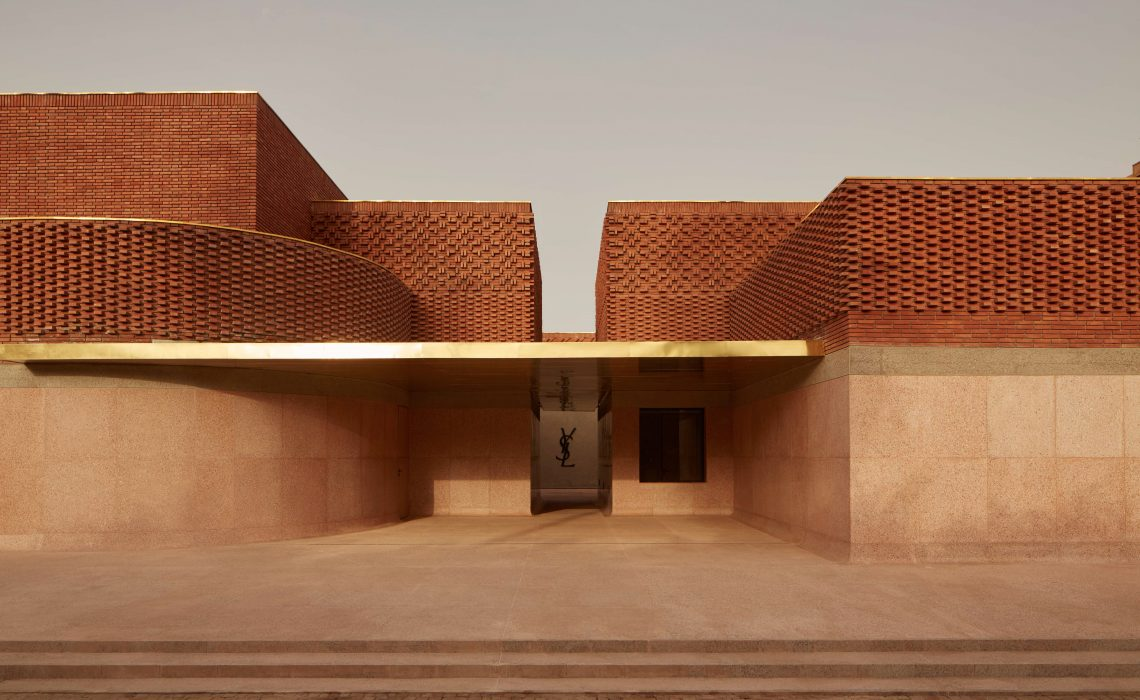 ysl museum yves saint laurent museum, architeture, marrakech, architecture marrakesh, plusdeco blog, +deco, +deco blog, museums, cool museums, studio KO, studio KO paris, studio KO ysl museum, studio KO projects marrakech